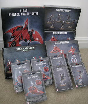 Eldar additions